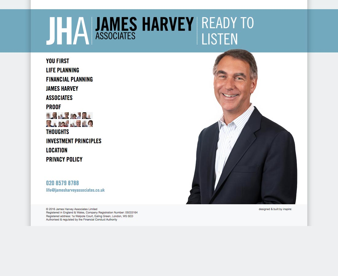 Websites_JamesHarvey