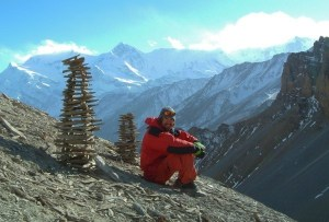 Lee Woodward Mountain Leader Annapurna Inspired Camping