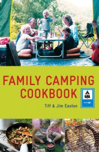 Family Camping Cookbook Book Review at Inspired Camping