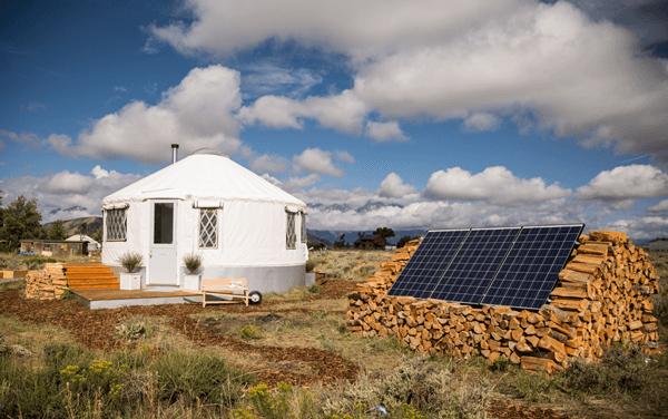 yurt homes off-grid 2017