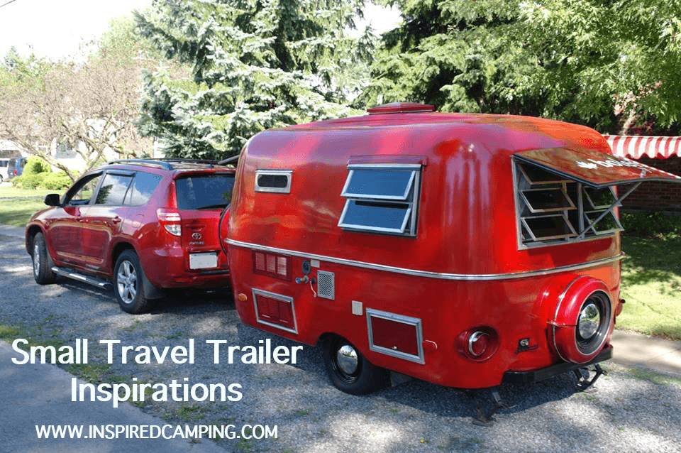 Small Travel Trailers 2017 Style History Renovation And