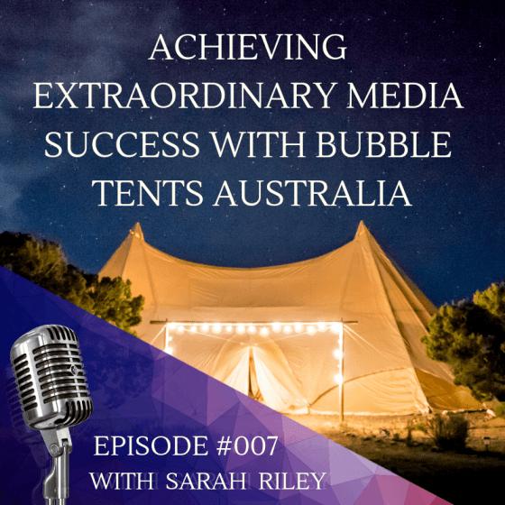 Media Success Bubble Tents Australia