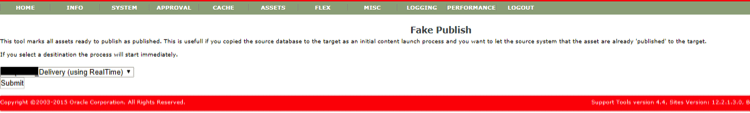Fake Publishing In Oracle WebCenter Sites - Andrew Blackman - Inspired ECM Blog