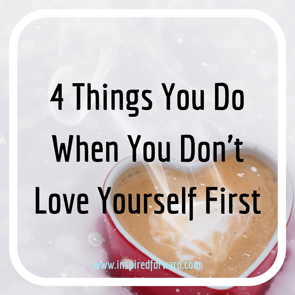 Love Yourself First Instagram