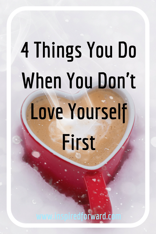 Love Yourself First Pinterest