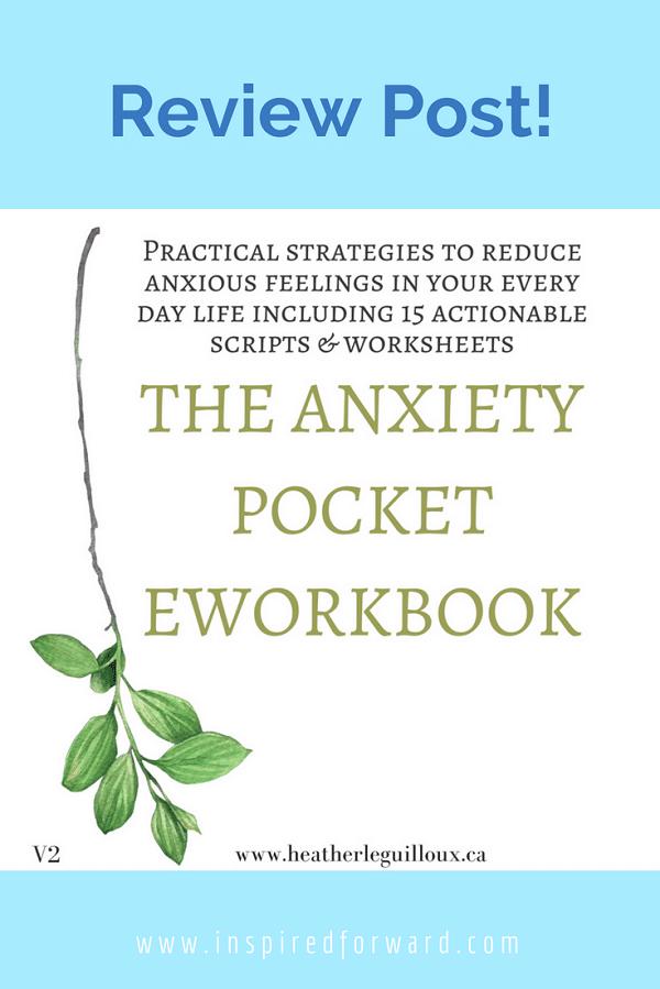 anxiety pocket eworkbook review pinterest v1
