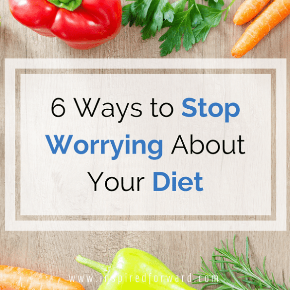 stop worrying about diet instagram