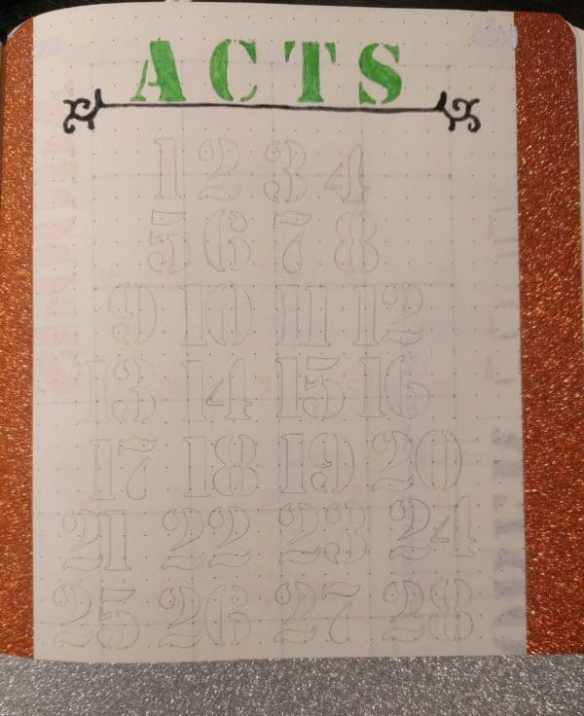 hand-copy acts