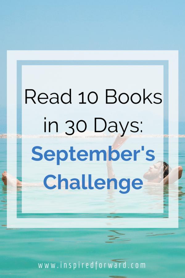 september's challenge pinterest