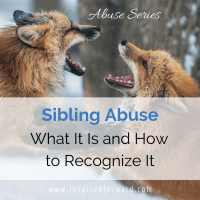 How to Recognize Sibling Abuse