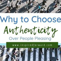 Why to Choose Authenticity Over People Pleasing