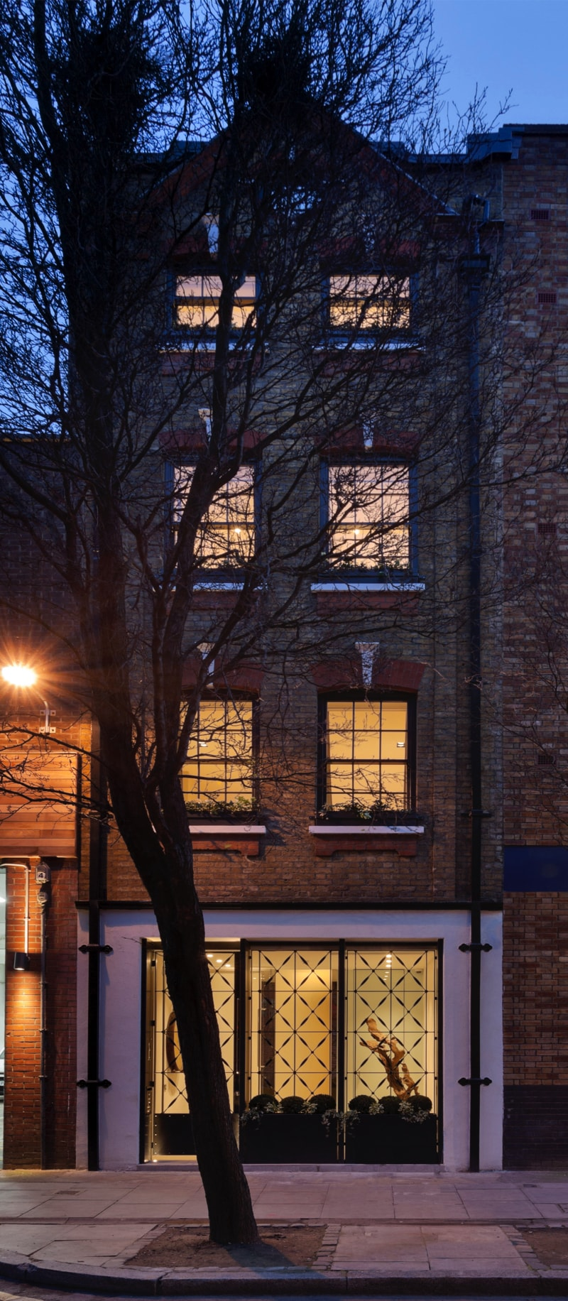 Narrow House Makeover Covent Garden London UK By FORMstudio