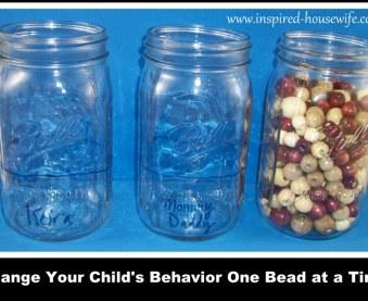 bead and jar reinforcement