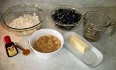 Gluten-Free Blueberry Crisp