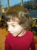 Keira Haircut-2