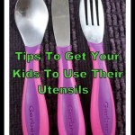 Get Your Kids To Use Their Utensils