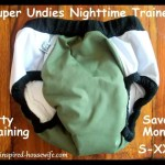 Super Undies Nighttime Trainers {Review and Giveaway}