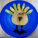 Thanksgiving Kids Breakfast and Lunch Ideas