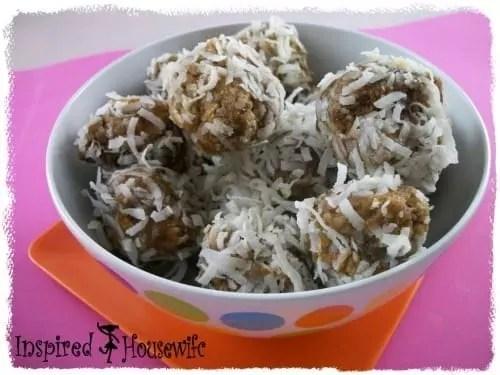 Raw Gluten Free Energy Balls
