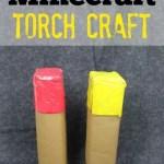 Minecraft Torch Craft