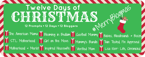 Twelve Days of Christmas - #MerryBlogmas