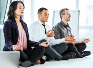 business meditation mindfulness program at work