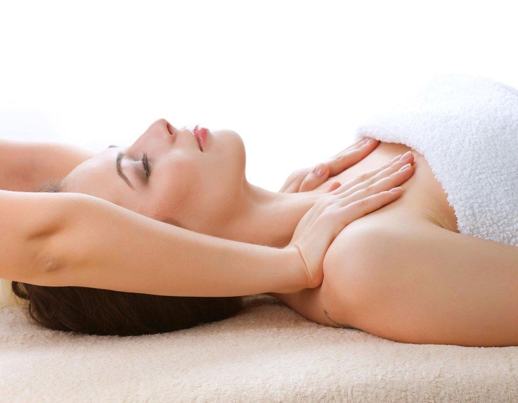 breast massage