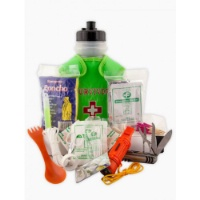 Seychelle Emergency Kit 42 oz Canteen