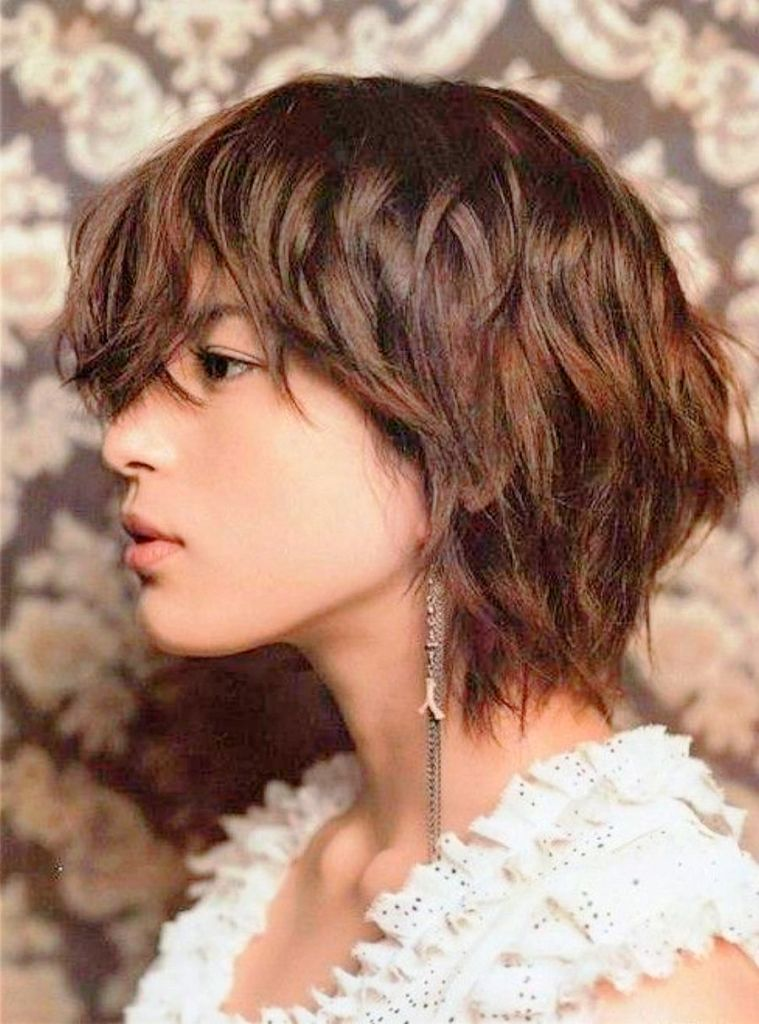 25 Amazing Short Layered Hairstyles Ideas Inspired Luv