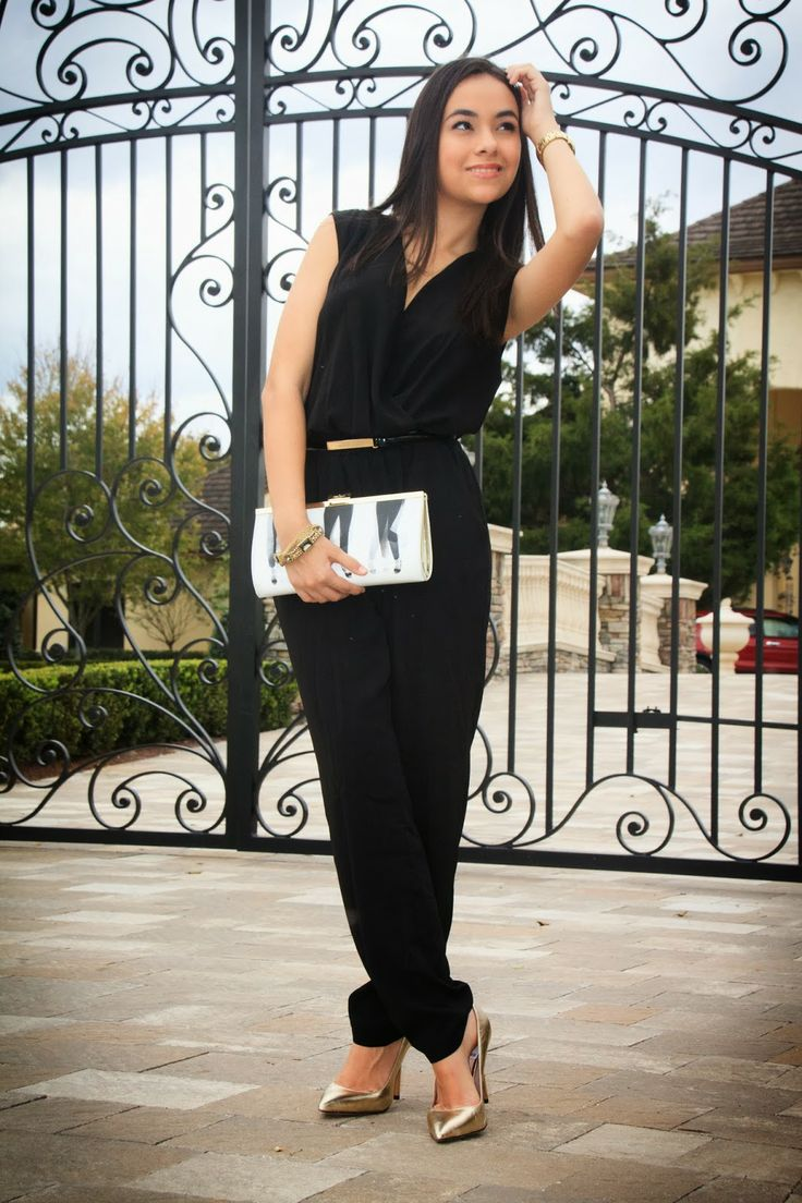 35 Stylish Jumpsuit Outfit Ideas Inspired Luv