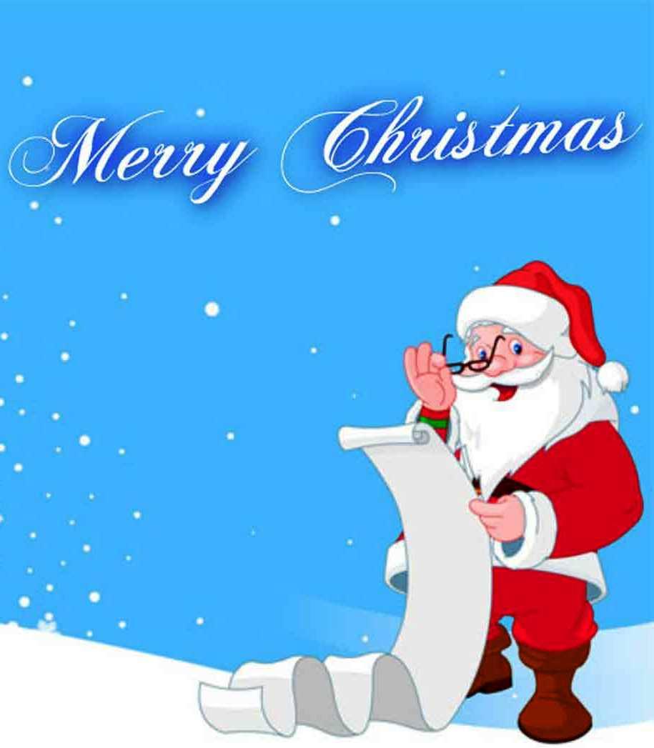31 Best Christmas Santa Wallpapers