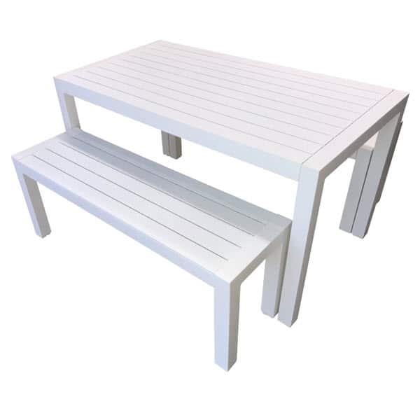 Outdoor Furniture 11 Piece Setting