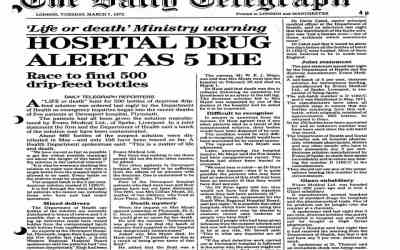 The Devonport Incident 7th March 1972
