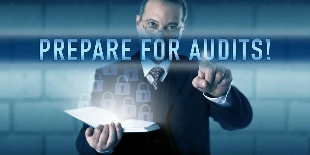 Audit preparation