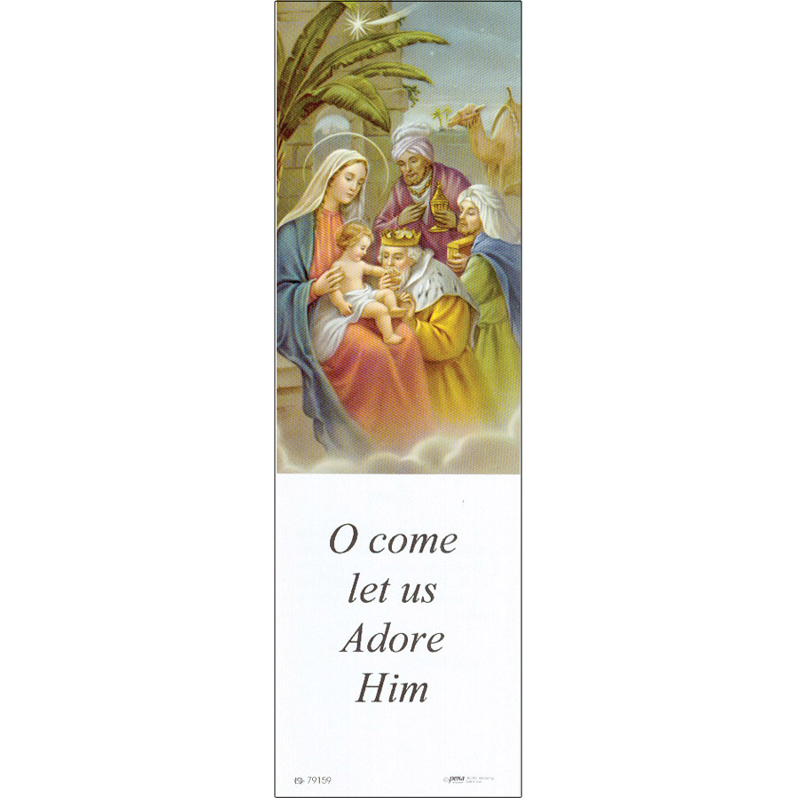 Christmas Novena Bookmark – Inspired Prayer Cards