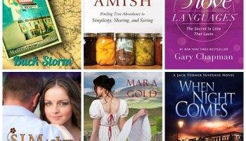 Thursdays christian kindle ebook deals inspired reads tuesdays christian kindle ebook deals fandeluxe Images