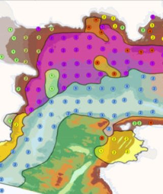 Mapping Milford Haven Waterway