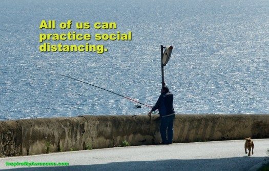 All Of Us Can Practice Social Distancing