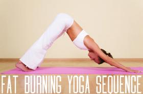 Fat Burning Yoga Sequence