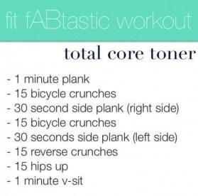 Fit fABtastic Workout