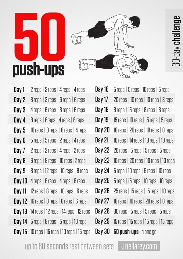 50-pushups-challenge