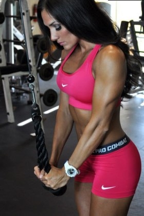 Fitspiration – Tricep