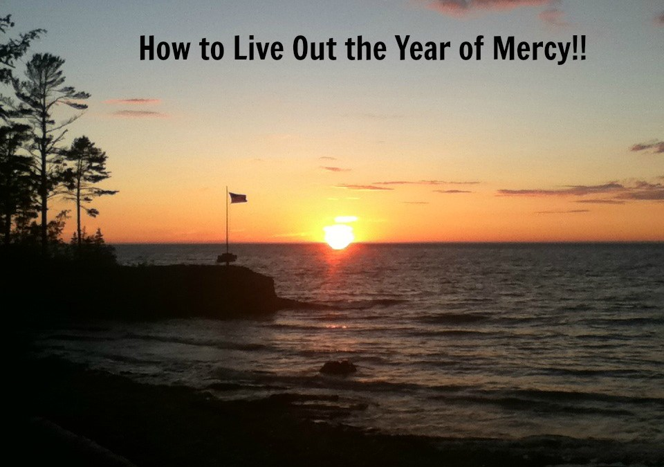 The Year of Mercy: A Complete Guide for Moms