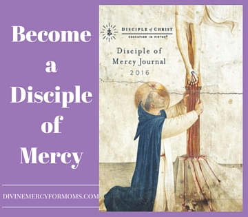 Become a Disciple of Mercy