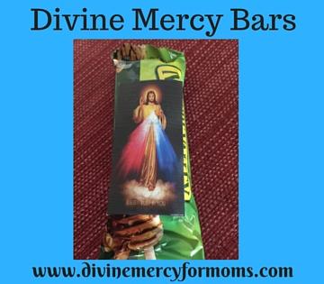 Divine Mercy Bars
