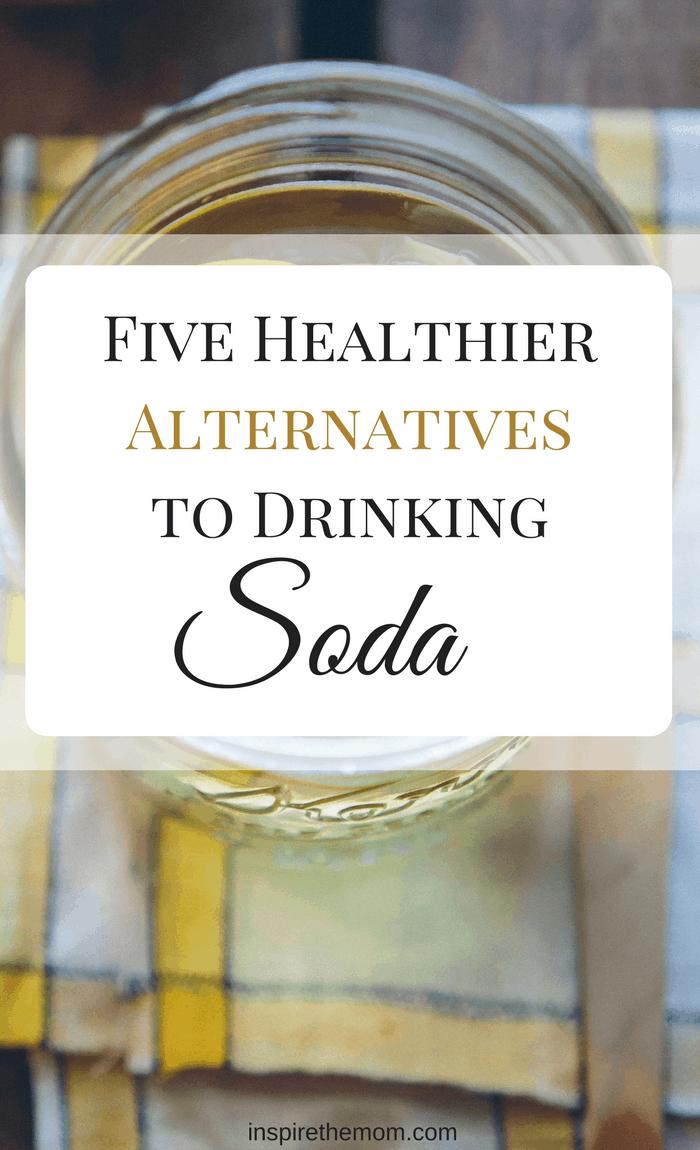 Five Healthier Alternatives to Drinking