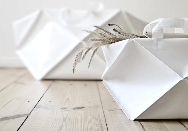 Origami e design - kumeko