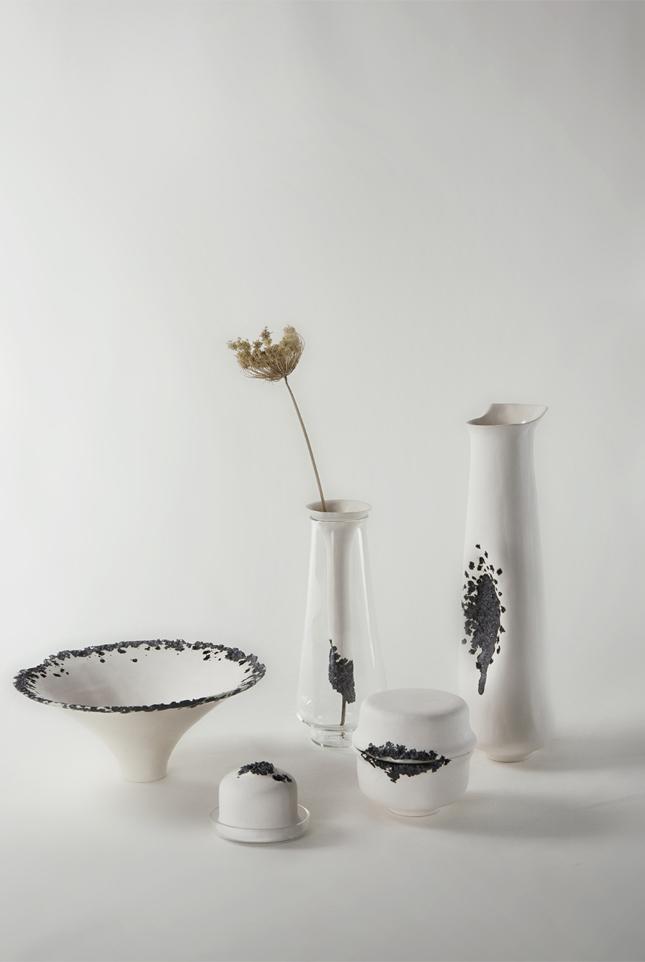 CeraMetal: intervista con la designer Einat Kirschner