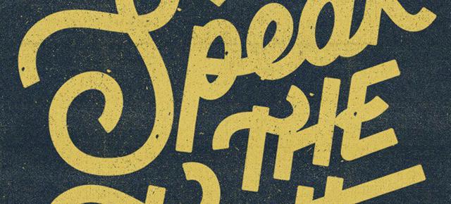 Typographic Quotes: Something To Believe In #31