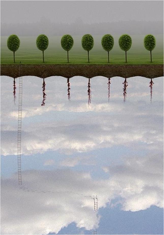 Fotografia surreale per Ceslovas Cesnakevicius